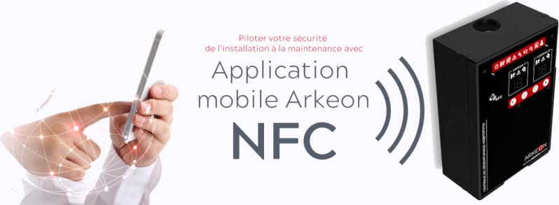Découvrez l'application mobile Arkeon